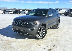 2018 Jeep Grand Cherokee Limited Luxury Package