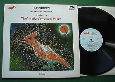 Beethoven - Music for Wind Instruments Chamber Orchestra of Europe COE 807 LP
