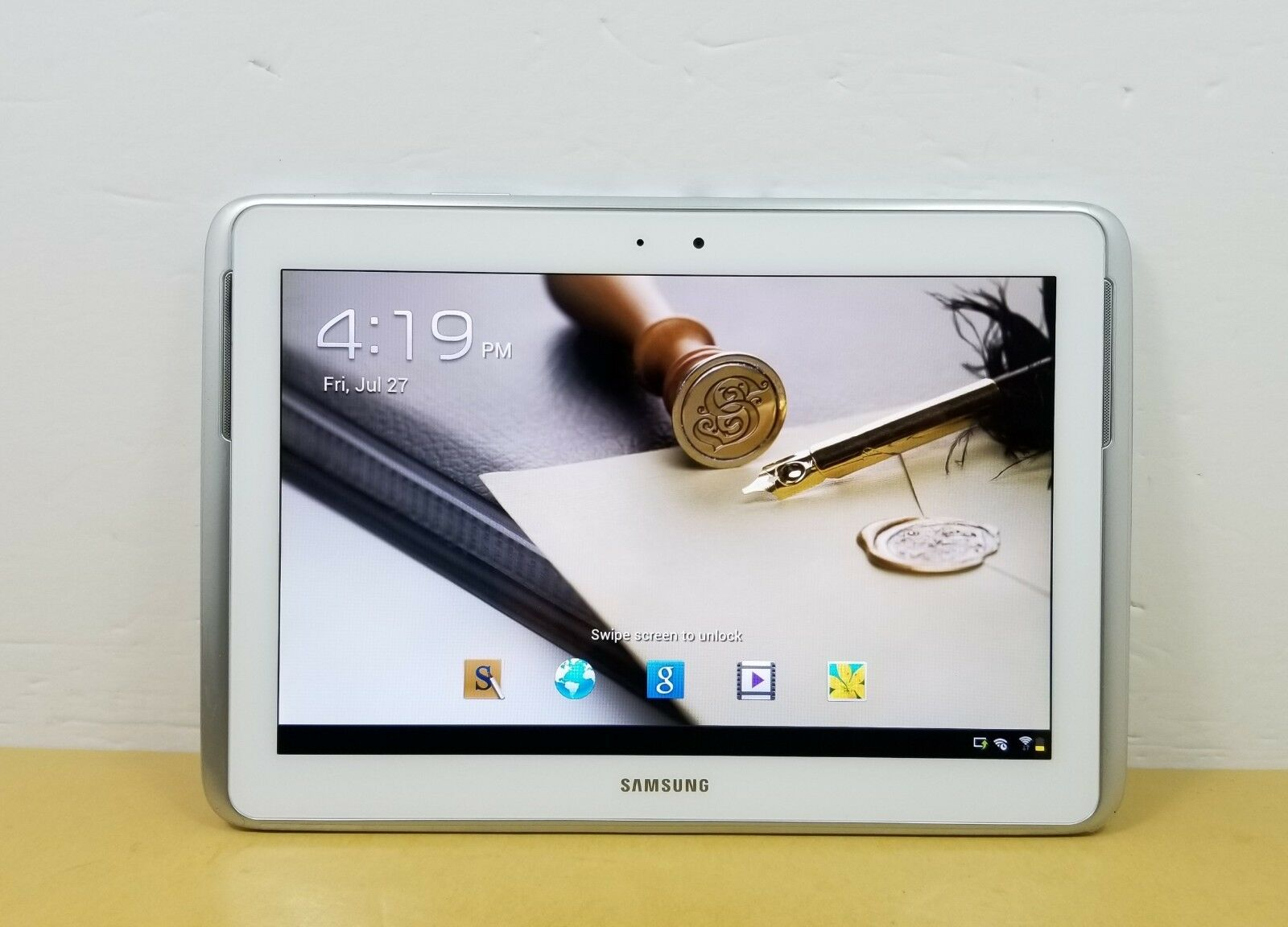 Samsung Galaxy Note 10.1 GT-N8013 16GB Wi-Fi Android Tablet