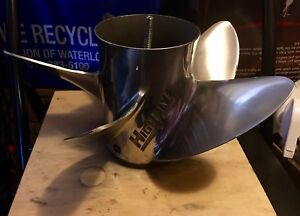 Mercury High Five Stainless prop