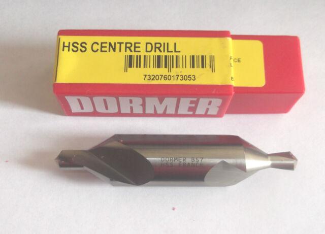 """DORMER HSS A225 HSS 3/4""""  X  5/16""""  CENTRE DRILL  BS7"""
