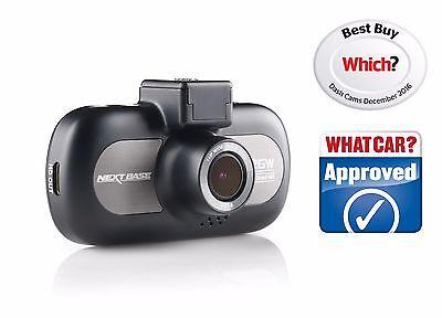 iN-CAR CAM™ 412GW Dash Cam   NEXTBASE   - DVR Video Recorder for Car - Grade A