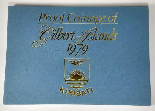 1979 Proof coin set from Kiribati / Gilbert Islands