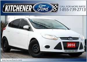 2014 Ford Focus SE HEATED SEATS & MIRRORS | ONLY 80K KMS