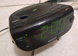 Sony CD Dream Machine Alarm Clock ICF-CD815