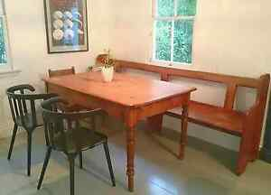 Beautiful rustic French table antique vintage Sherwood Brisbane South West Preview