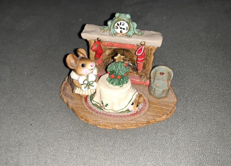 Wee Forest Folk Christmas Eve