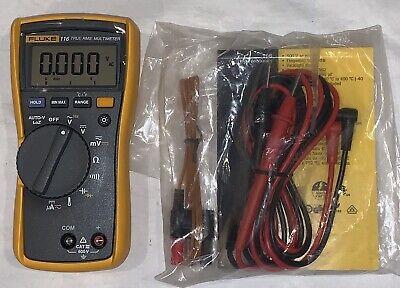 Fluke 116 Hvac True Rms Digital Multimeter