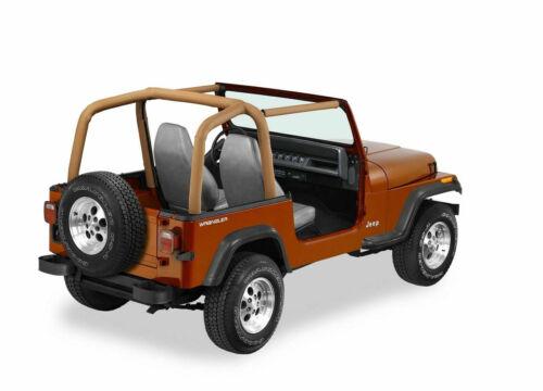1992-1995 Jeep Wrangler YJ Sport Bar Cover Roll Bar Padding Spice