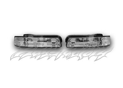 Nissan S13 Silvia (1989-1994 240SX Coupe) All Full Clear Tail Lights ()