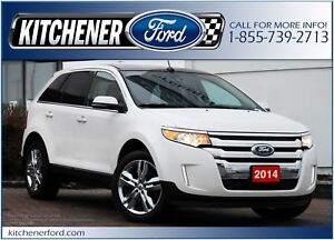 2014 Ford Edge Limited 20in RIMS | PANO | MEMORY SEATS | NAVI...