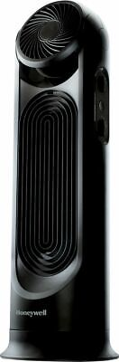 Honeywell – TurboForce Tower Fan – Black Heating, Cooling & Air