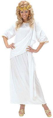 Weiße Toga klassisch NEU - Herren Karneval Fasching Verkleidung - Klassische Herren Kostüm