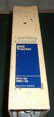 Cat Caterpillar D5c Crawler Tractor Dozer Service Shop Repair Manual 6pj 3mk