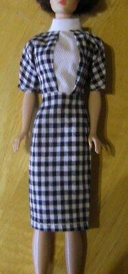 Vintage American Character Tressy Doll Checkmates Budget Fashion Barbie Clone NM