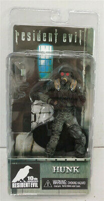 Resident Evil 10th Anniversary Biohazard Hunk Action Figure New in Box