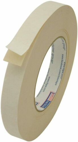 """Intertape 591  3/4"""" x 36 yds  Double-Coated Paper Tape"""