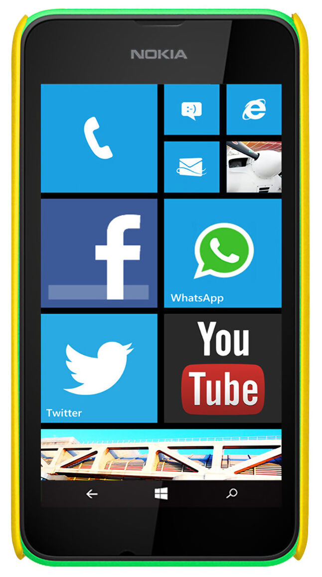 The Nokia Lumia 530