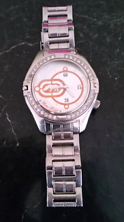 Marc ecko stainless steel watch.