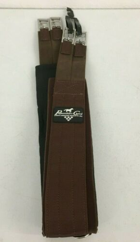 """Professionals Choice Ventech SMx English Girth 50"""" Brown"""