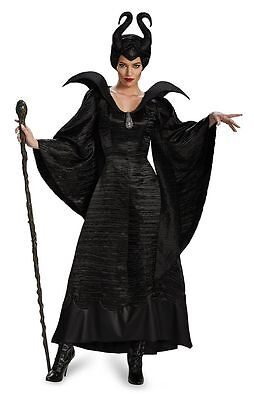 Disguise Disney Deluxe Maleficent Christening Adult - Deluxe Maleficent Costume