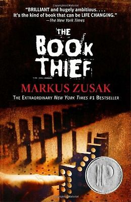 The Book Thief by Markus Zusak (Paperback) Free Shipping, New