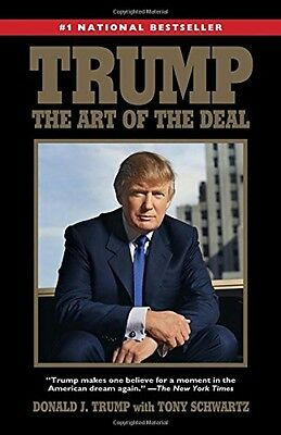 Купить Ballantine Books - Trump The Art of the Deal, New, Free Shipping