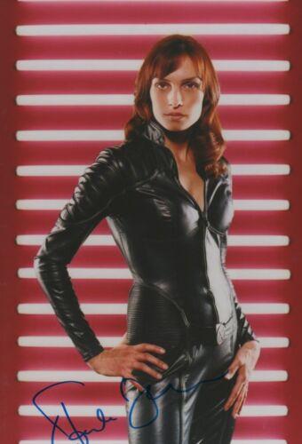 "Famke Janssen ""X-Men"" Autogramm signed 20x30 cm Bild"