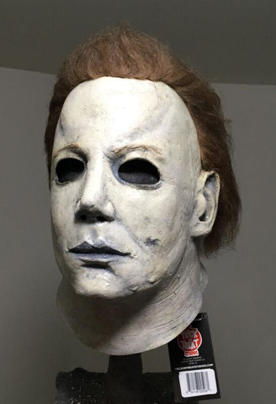 H6 Myers Rehauled Custom Halloween Mask Jason Myers Mask