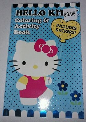 Hello Kitty Coloring Books (New Hello Kitty Coloring and Activity)