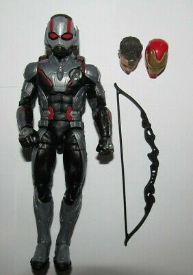 "Marvel Legends 6"" scale figure Hawkeye Quantum Suit 2 pack complete excellent"
