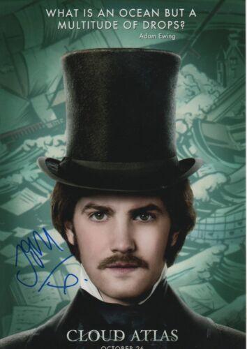 """Jim Sturgess """"Cloud Atlas""""  Autogramm signed 20x30 cm Bild"""