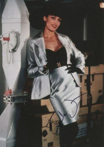 "Famke Janssen ""James Bond"" Autogramm signed 20x30 cm Bild"
