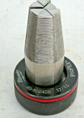 Milwaukee 49-16-2408 M1218 Oem Propex Expansion Head 1 Preowned Fully Tested