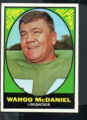 wahoo mcdaniel for sale  Clearlake