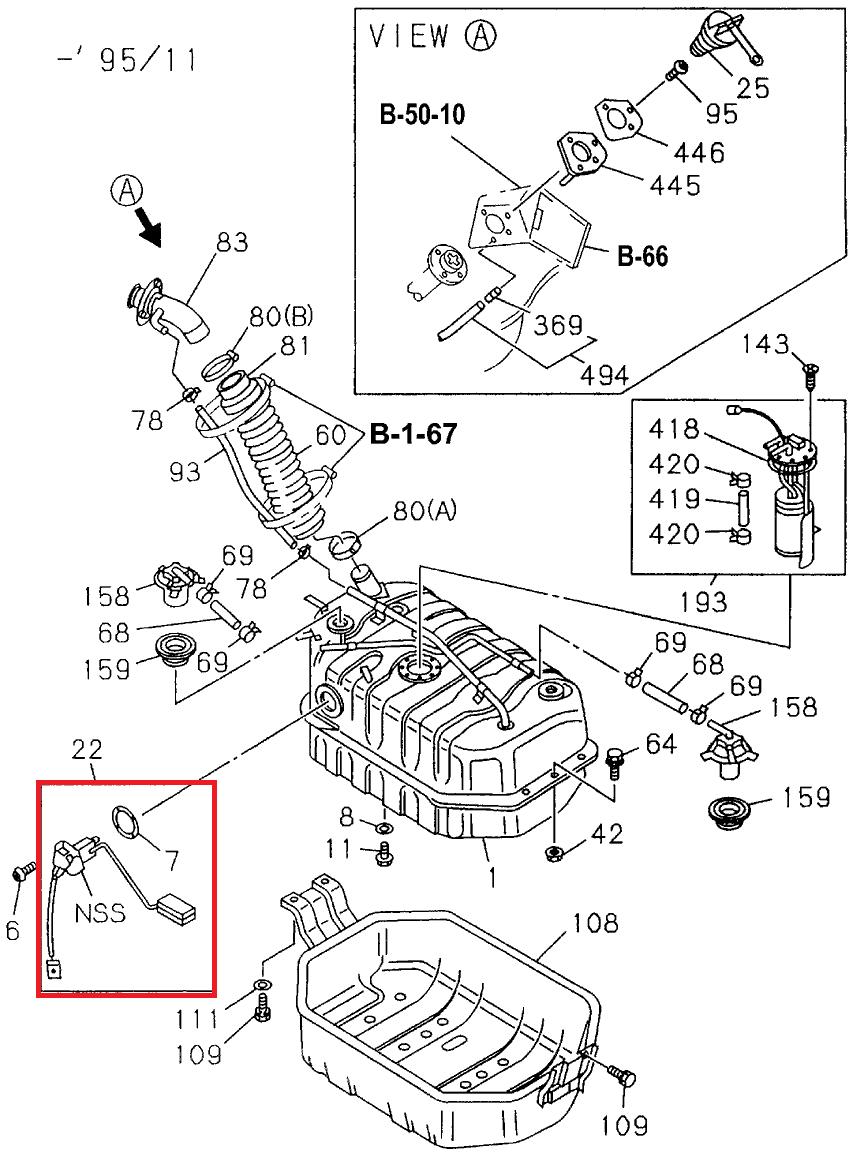 Isuzu Fuel Pump Wiring Diagrams   Wiring Diagram on