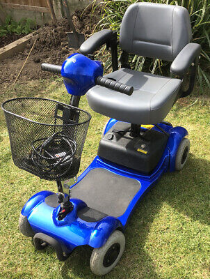 DAYS STRIDER MOBILITY SCOOTER BOOTIE 4 MC4DBL.