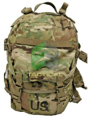 US Army OCP 3 Day Assault Pack USGI BUG OUT Backpack Multicam Bag *CIF READY""