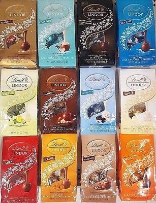 Lindt Lindor Schokolade Trüffel Snack Candy ~ Wähle Eine
