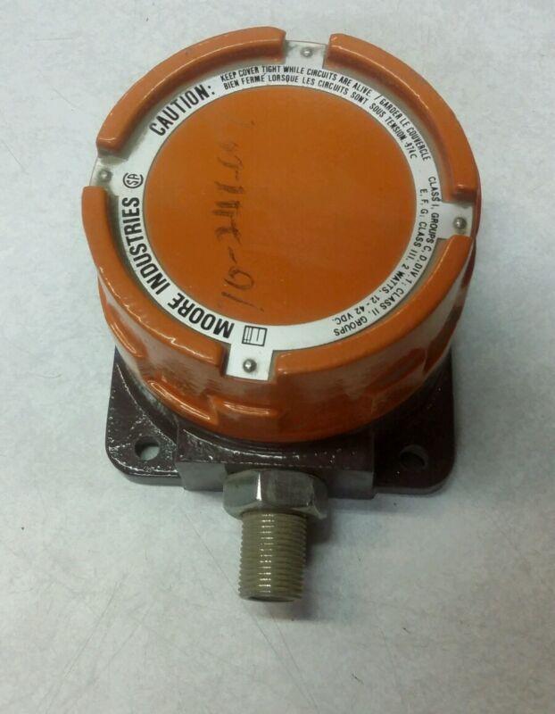 Moore Industries Transmitter PIX/3-15PSIG/4-20MA/24VDC/EXH2