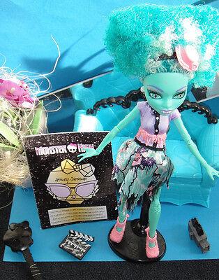 ✿● Mattel Monster High Honey Swamp