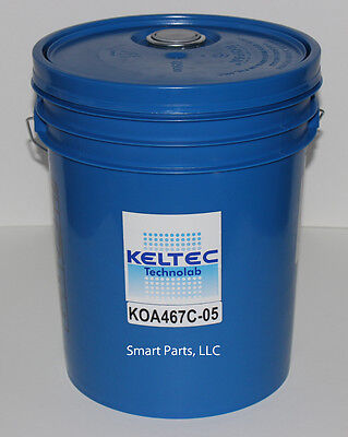 Replaces Kaeser Sigma S-460 Air Compressor Lubricant 8000 Hr. 5 Gallon Pail