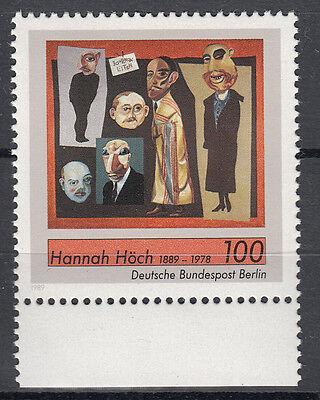 Berlin 1989 Mi. Nr. 857 Postfrisch mit Rand (24373)