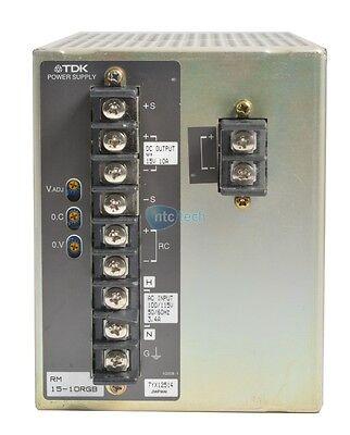 Tdk Power Supply Rm 15-10rgb Nikon Pn Kbb-00612-502