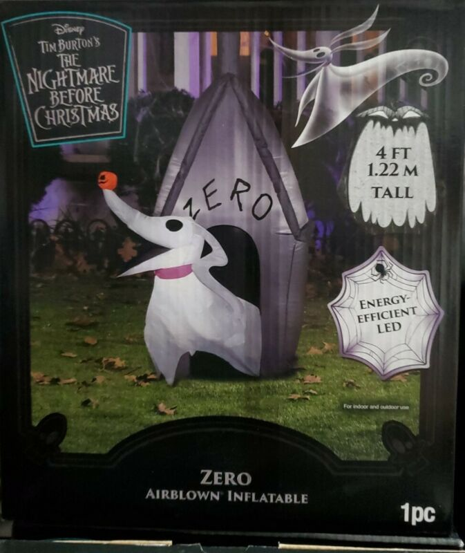 ZERO - Airborne INFLATABLE - The Nightmare Before Christmas