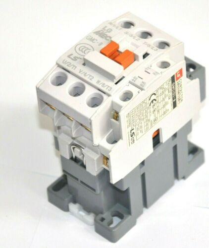 LS GMC-9 Magnetic 3 Pole Contactor AC110V 1a1b - Korea LG