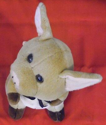 Plueschtier Schwein , 27 cm x 17 cm x 16 cm , sehr schoen