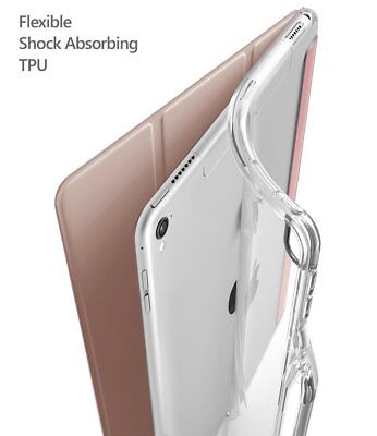 Case For Apple iPad Pro 10.5 Poetic【Lumos X】Ultra​ ​Clear Case Rose Gold