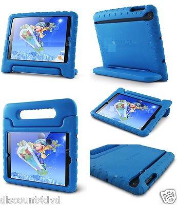 Kinder Schutzhülle schockfest Griff Ständer Schutz für Apple iPad mini 1 2 3 UK