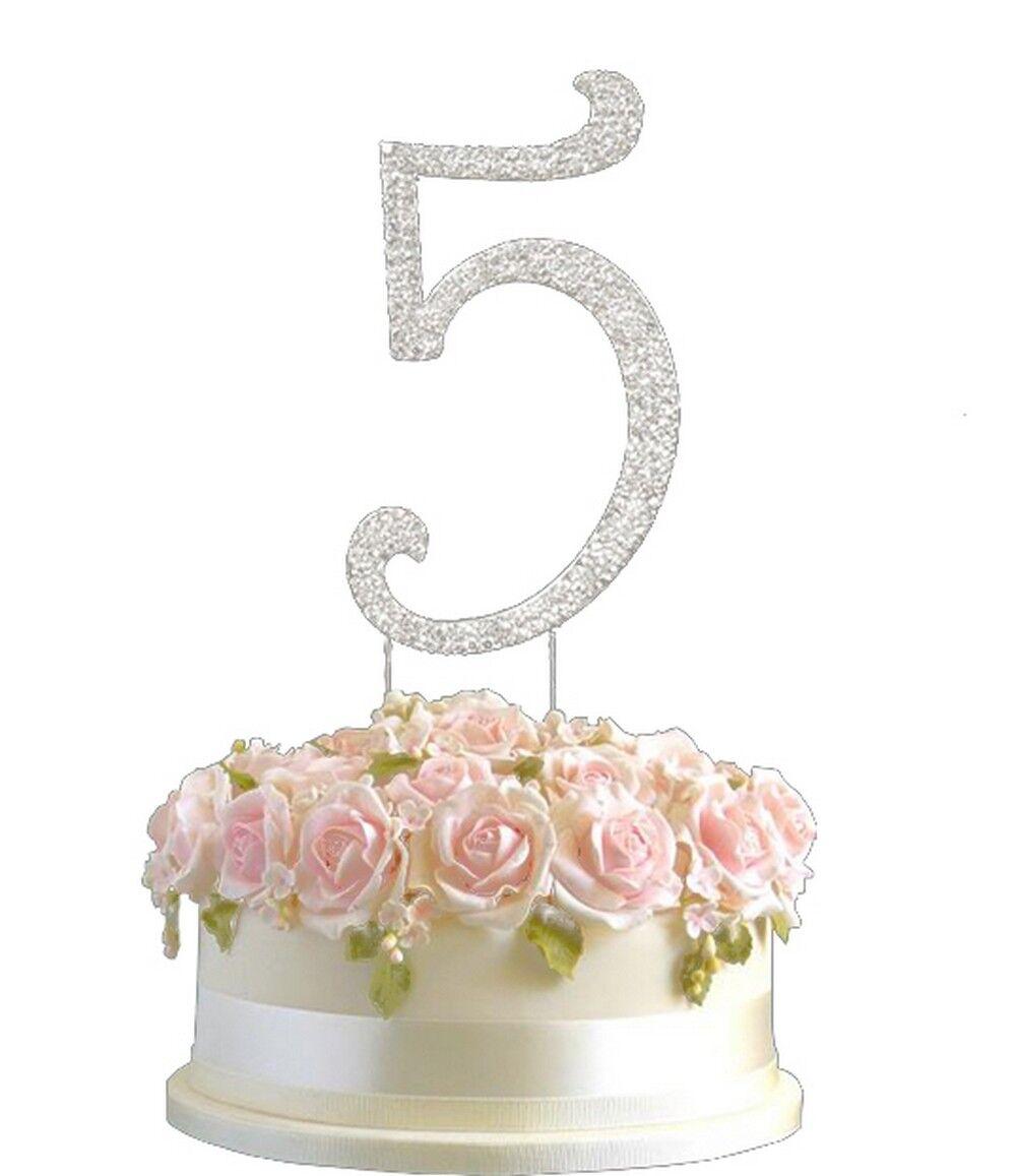 Terrific Polka Dot Sky Large Rhinestone Crystal Diamante Birthday Cake Personalised Birthday Cards Akebfashionlily Jamesorg